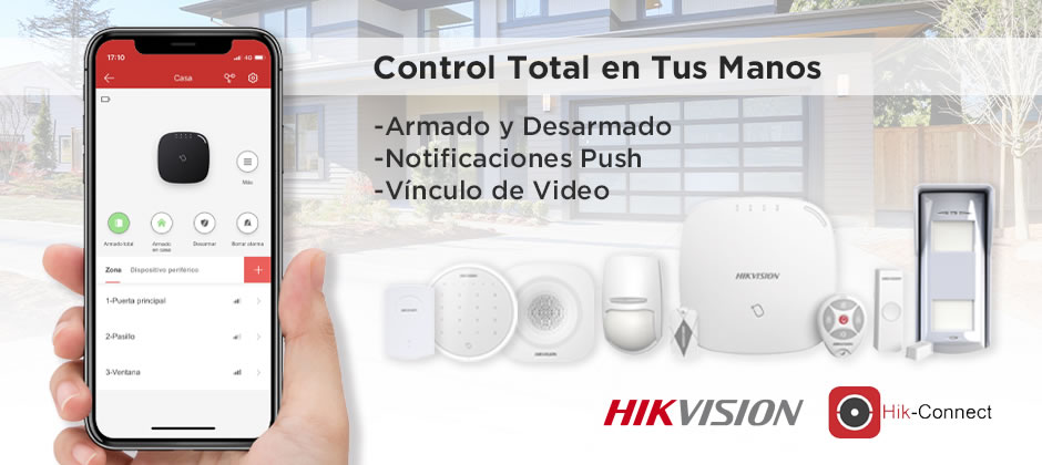 Control Total Hikvision